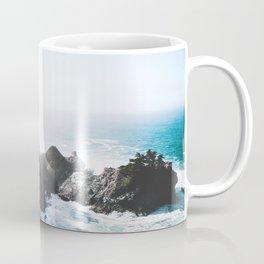 ocean falaise Coffee Mug