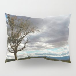 A Tree Stands Alone Pillow Sham