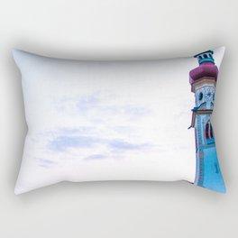 Church in the Alps Rectangular Pillow