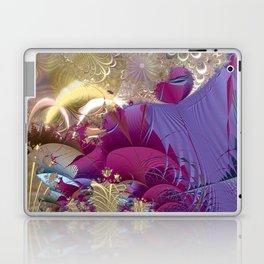 Feelings of being in love -- Fractal illustration Laptop & iPad Skin
