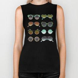 Sunglasses Collection – Mint & Tan Palette Biker Tank