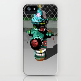 cool hydrant iPhone Case