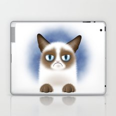Nope (Grumpy Cat) Laptop & iPad Skin