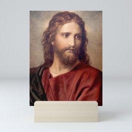 Heinrich Hofmann Christ 1889 Mini Art Print