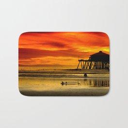 Califronia Sunset Bath Mat