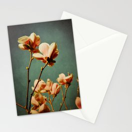 when there was spring Stationery Cards