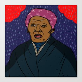 Harriett Tubman Canvas Print