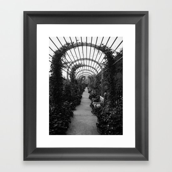 Arbor Framed Art Print