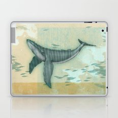 rhythm of the whale Laptop & iPad Skin