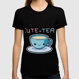 Cute-Tea Cup Tea-Lover Drinks Healthy Plant Gift  T-shirt