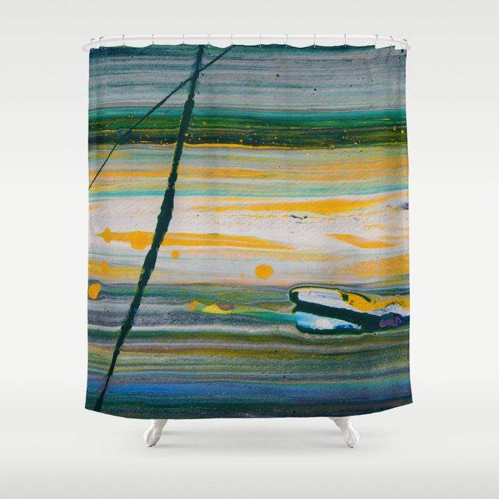 Trinity - Close-up #2 Shower Curtain