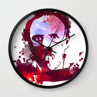 hannibal Wall Clocks featuring Hannibal by BIG Colours