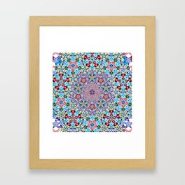 DutchBlue Framed Art Print