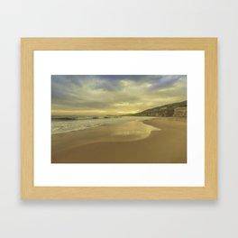 Summer Evening II Framed Art Print