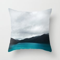 The Waters And The Wild Throw Pillow
