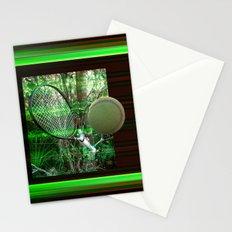tennisipad2 Stationery Cards