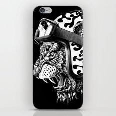 Tiger Helm iPhone & iPod Skin