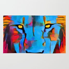 Lion 2 Rug
