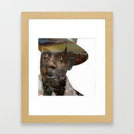 Hova Framed Art Print