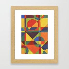 Intdes Framed Art Print