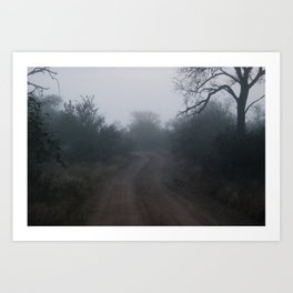 Make Your Way Art Print