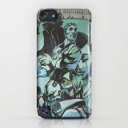 Biohonored iPhone Case