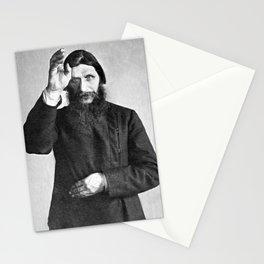 Rasputin The Mad Monk Stationery Cards