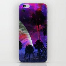 Palm Planet iPhone & iPod Skin