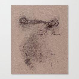 FUORI TERRA No 7 Canvas Print