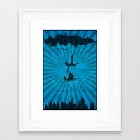 bioshock infinite Framed Art Prints featuring Bioshock Infinite by FelixT