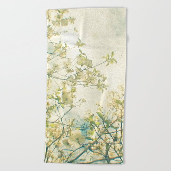 Clusters in the Sky Beach Towel