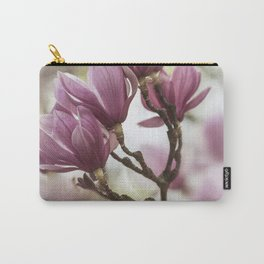 Pink soulange magnolia Carry-All Pouch