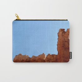 Rocks and Plane in Utah Carry-All Pouch