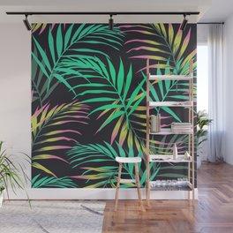 Summer Bliss Leaves  Wall Mural