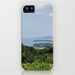 Karon Lookout Point iPhone Case