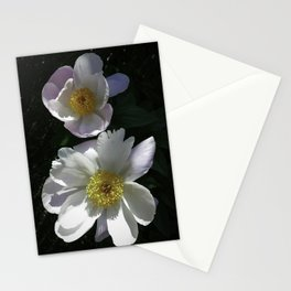 Blushing Peonies Stationery Cards