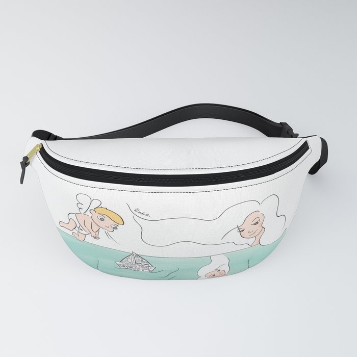 Children give you wrinkles Fanny Pack