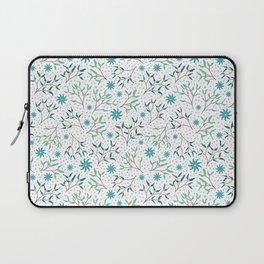 Under the Mistletoe Pattern Laptop Sleeve