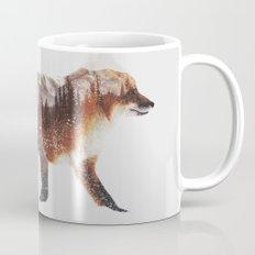 Arctic Red Fox Mug