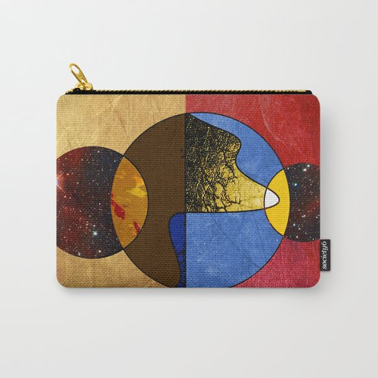 Abstract #117 Carry-All Pouch