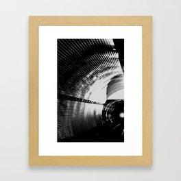 Kiev metro(1) Framed Art Print
