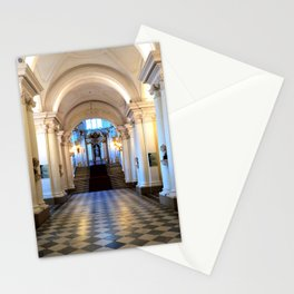 St Petersburg Russia Stationery Cards