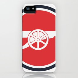 Gunners iPhone Case