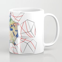 Wrapped to a Warped World Coffee Mug