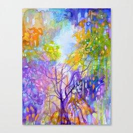 Sunshine Due Canvas Print