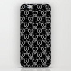 Skulls & Cats Dark iPhone & iPod Skin