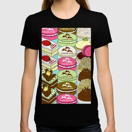 Cakes Cakes Cakes! T-shirt