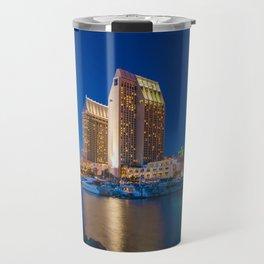 Glimmering lights Travel Mug