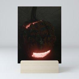 The Screaming P Mini Art Print