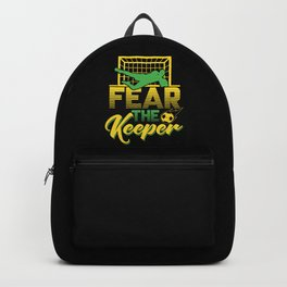 Fear the Keeper | Soccer Goalkeeper Backpack